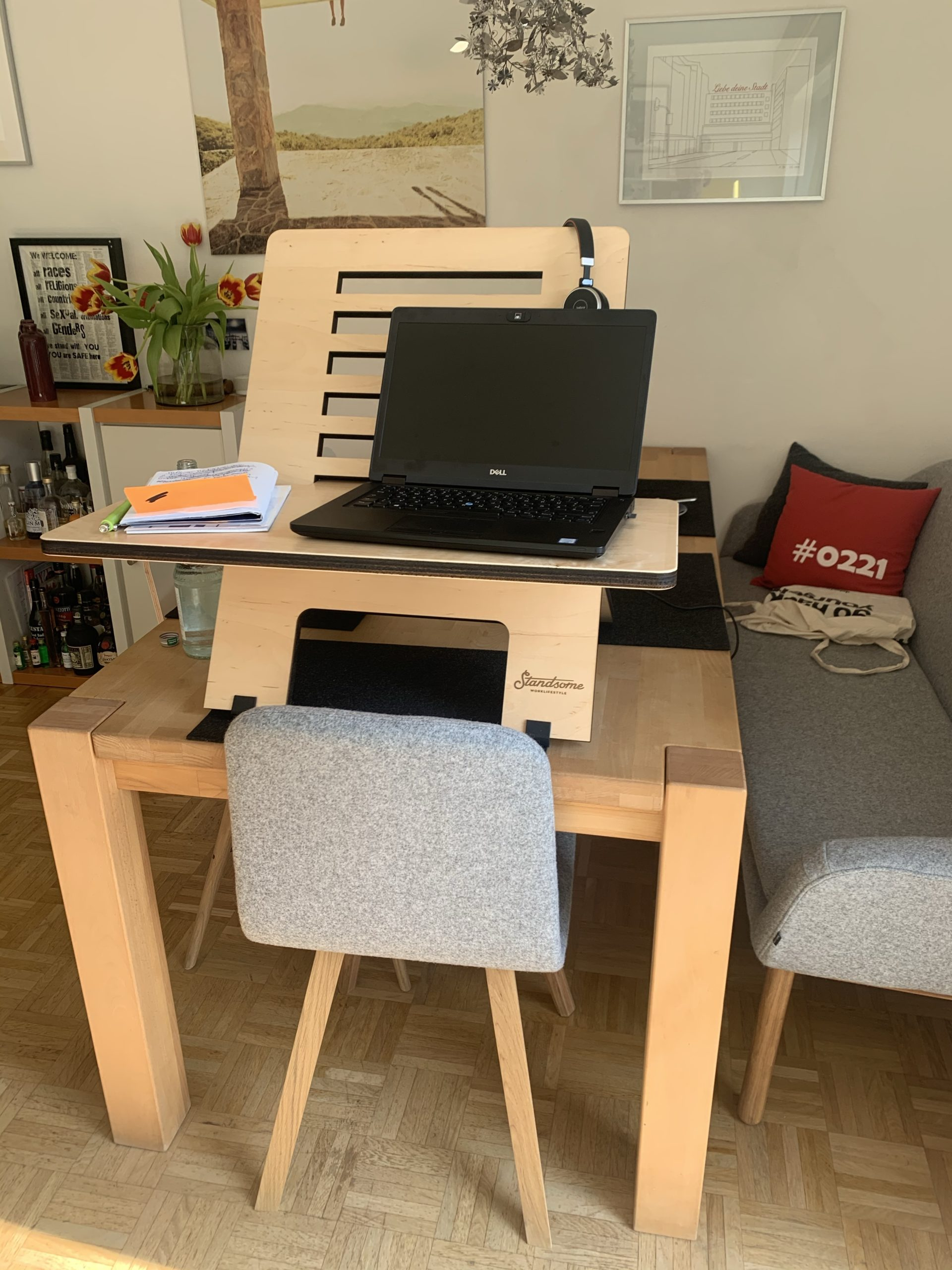 Homeoffice in Corona-Zeiten